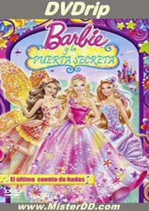 Barbie y la puerta secreta (2014) [DVDRip]