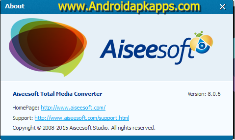 Download Aiseesoft Total Media Converter v8.0.8 Full Crack Terbaru