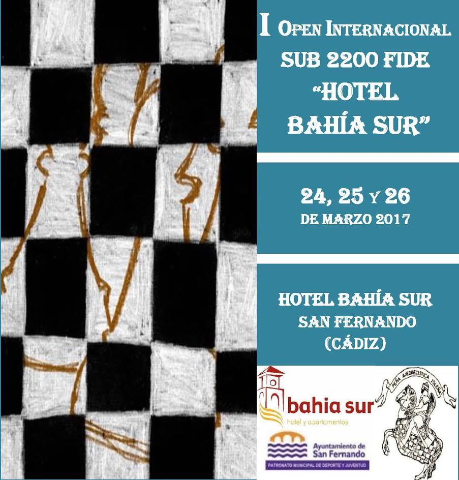 "I Open Sub-2200 ""Bahía Sur"""