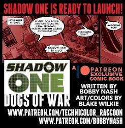 NEW! SHADOW ONE: DOGS OF WAR