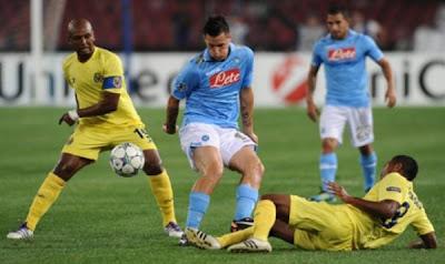 SSC Napoli 2 - 2 Villarreal CF (3)