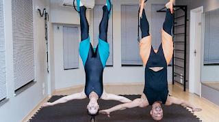 O que é o Pilates Suspenso?