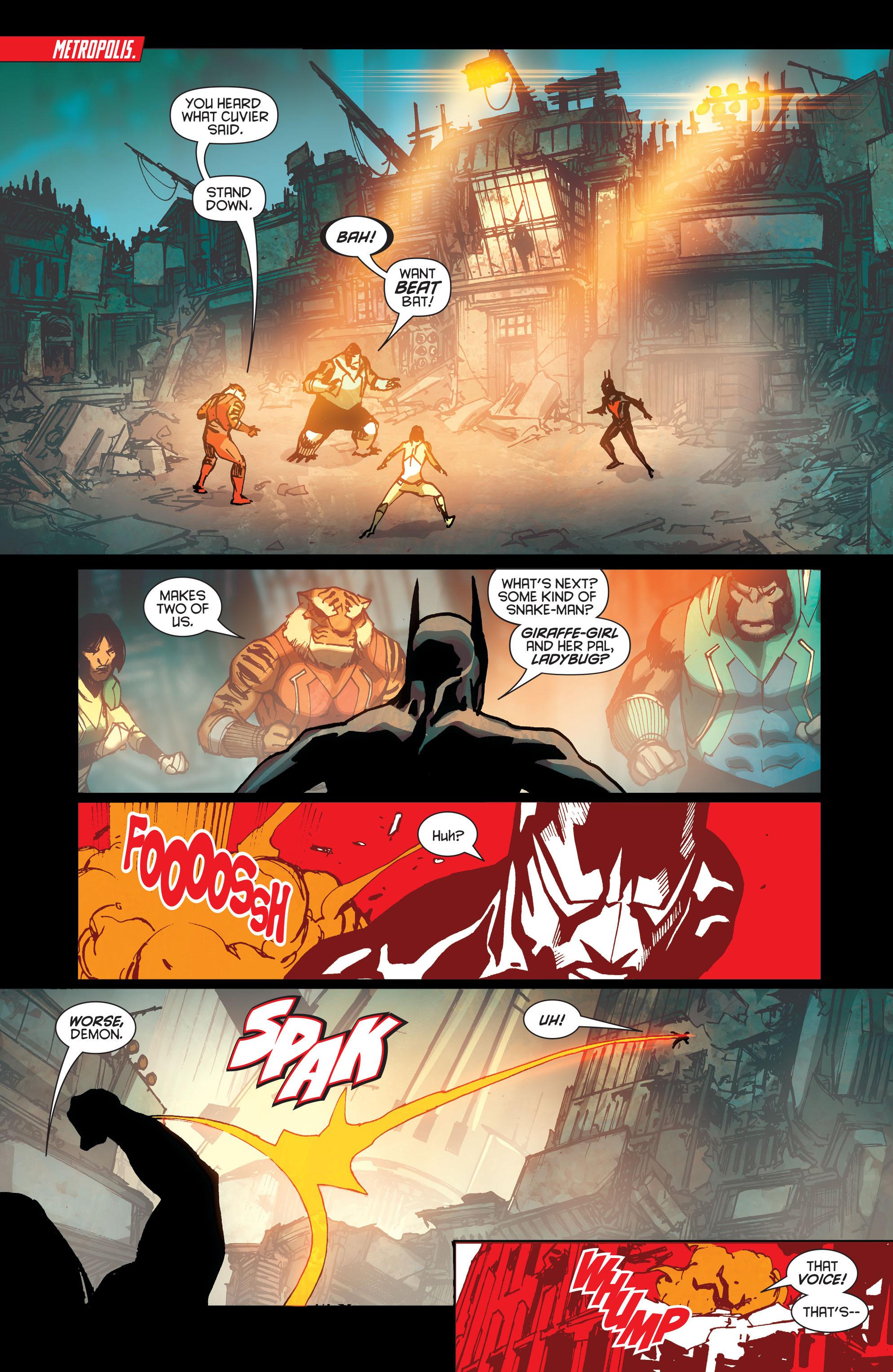 Batman Beyond (2015) Issue #10 #10 - English 16