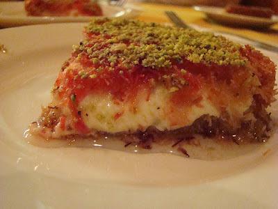 Kanafeh Recipe – How To Make Kanafeh