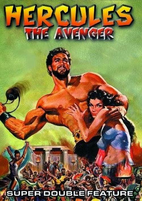 La sfida dei giganti 1965 Hercules The Avenger