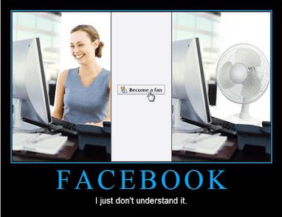 facebook joke become a fan
