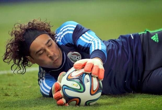 México empató contra Brasil