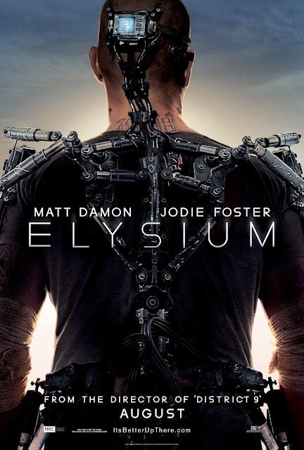 [Crítica] Elysium. La ciencia ficción de Neil Blomkamp se vuelve convencional