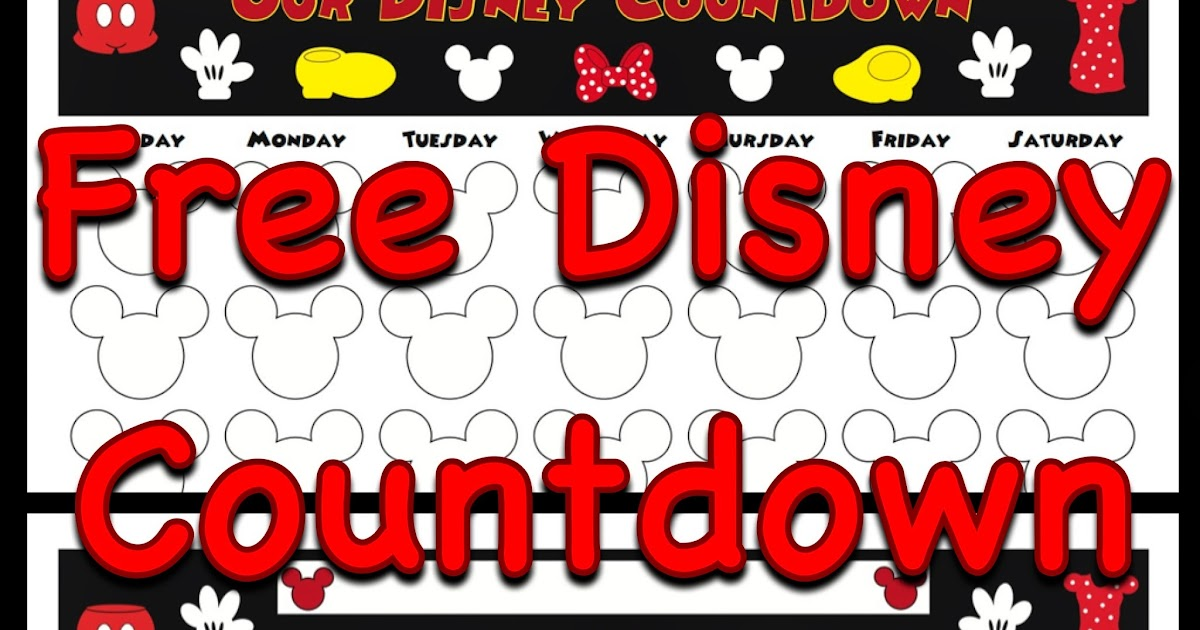 Calendar Countdown  BesikEightyCo
