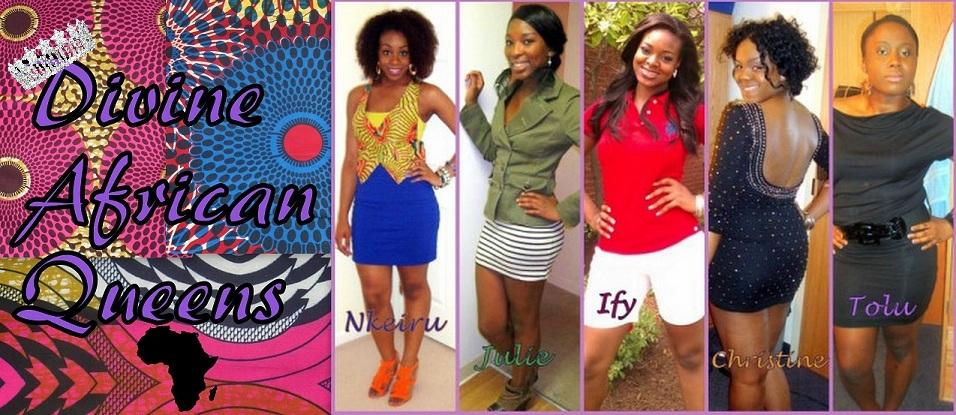 Divine African Queens