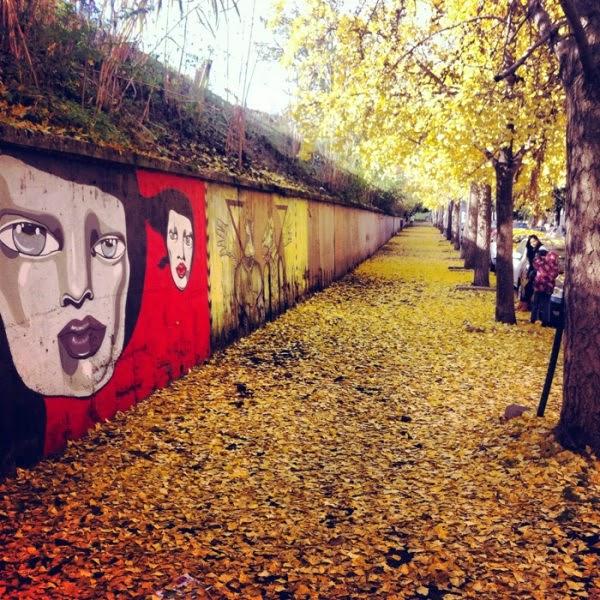 """Street Art, l'arte del """"graffito"""" *Il M.U.RO del Quadraro, 28/06 h 18"""