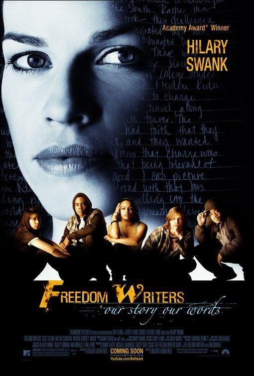 Escritores de la libertad (2007) Online Latino