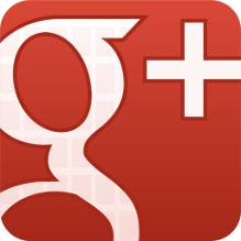google plus logo +Profile Link para Chrome mostra perfil do Google+ do autor do site
