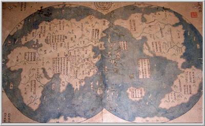 Mapa-de-Piri Reis-Elaborado-en-1513