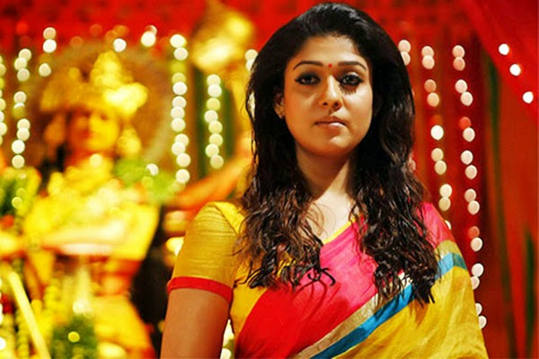 Nayantara absence in Anamika Launch