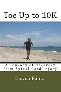 Toe Up to 10K (Steven Fujita)