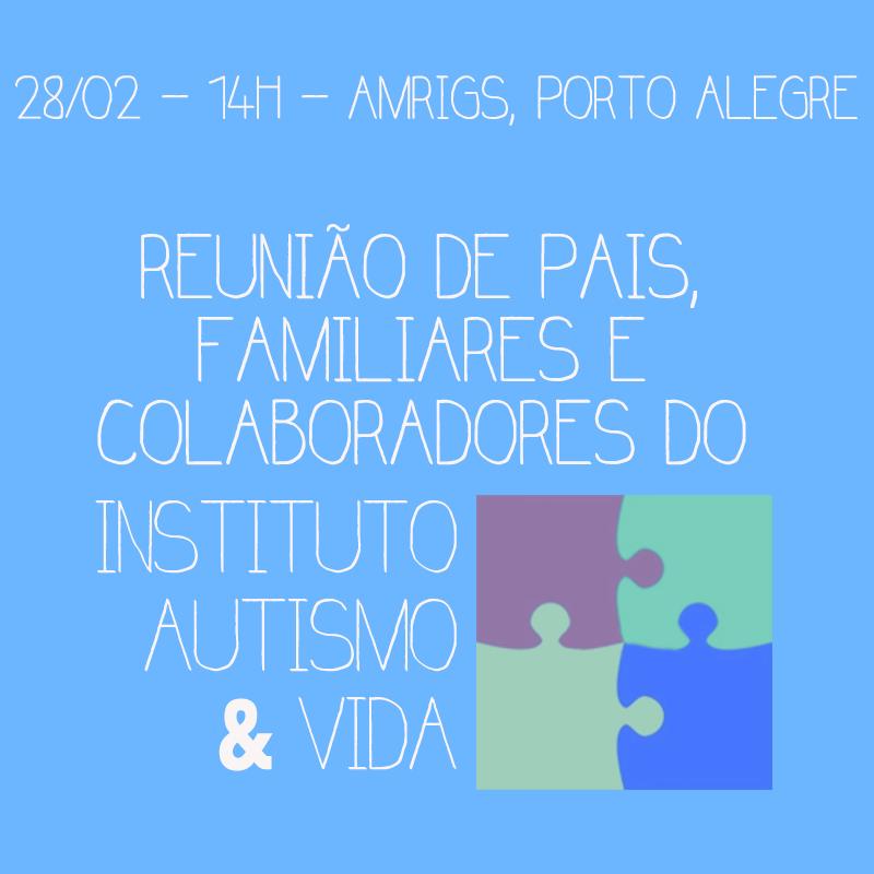 Reunião de Pais, Familiares e Colaboradores