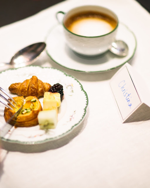 rosewood hotel london, london hotel, pastries, breakfast