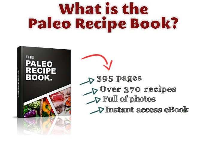 Paleo Recipe Book - Paleo Cookbook