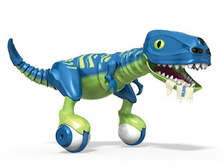Zoomer Dino Jester Interactive Dinosaur