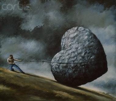 Senhor quebranta esses coração de pedra