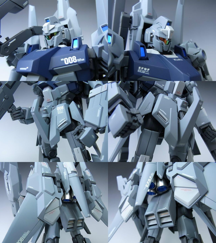 Gundam Guy Rgz Rezel Commander Type