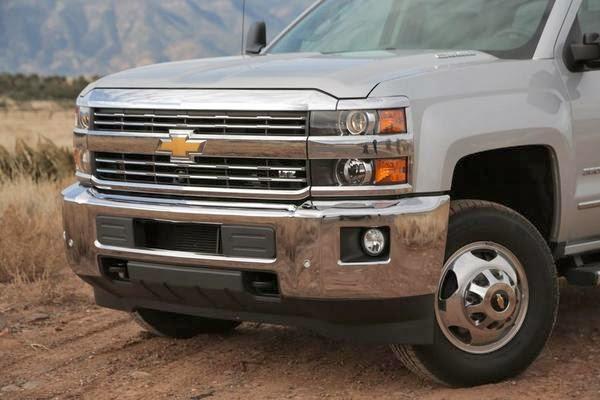 2014 Chevrolet Silverado HD exterior Pictures