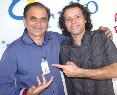 Airton Engster dos Santos e Cristiano Vilanova Horn
