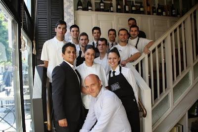 Esteban Capdevila y el equipo de Ibérica en Londres. Blog Esteban Capdevila