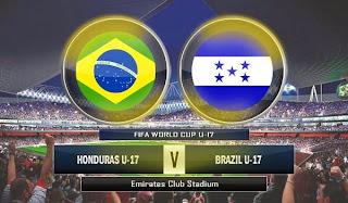 Prediksi Honduras U-17 vs Brazil U-17 23 Oktober 2013