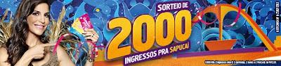 Promoção Carnaval Guanabara 2014