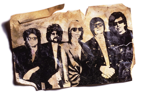 world music album traveling wilburys