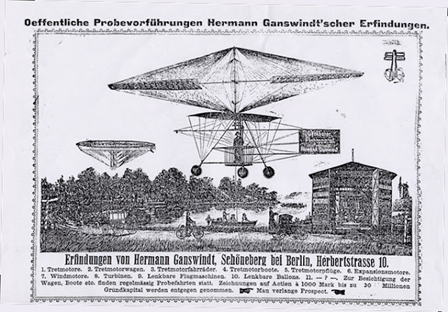 Moments in Helicopter History (9) – Hermann Ganswindt | Helikopter ...