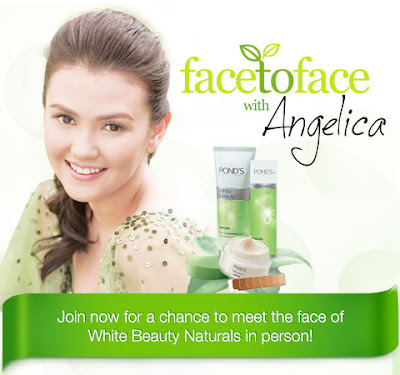 Angelica Panganiban for Pond&#39;s White Beauty Naturals