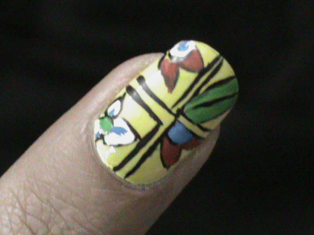 easy nail art for beginners easy nail art designs to do at home easy