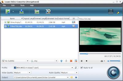 BlackBerry Z10 video converter