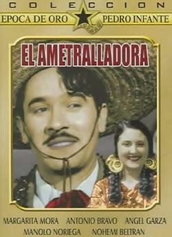 El Ametralladora en DVD