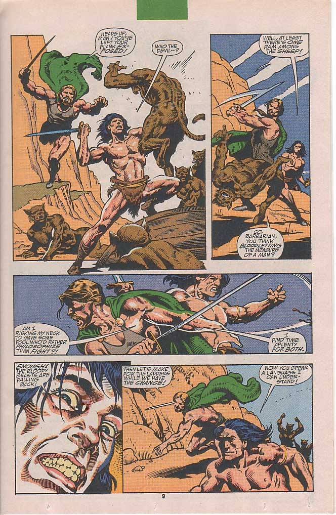 Conan the Barbarian (1970) Issue #251 #263 - English 8