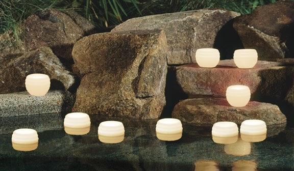 Pool Candle