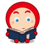 emoticones de peluche con libro