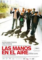 Cartel de la película Las manos en el aire