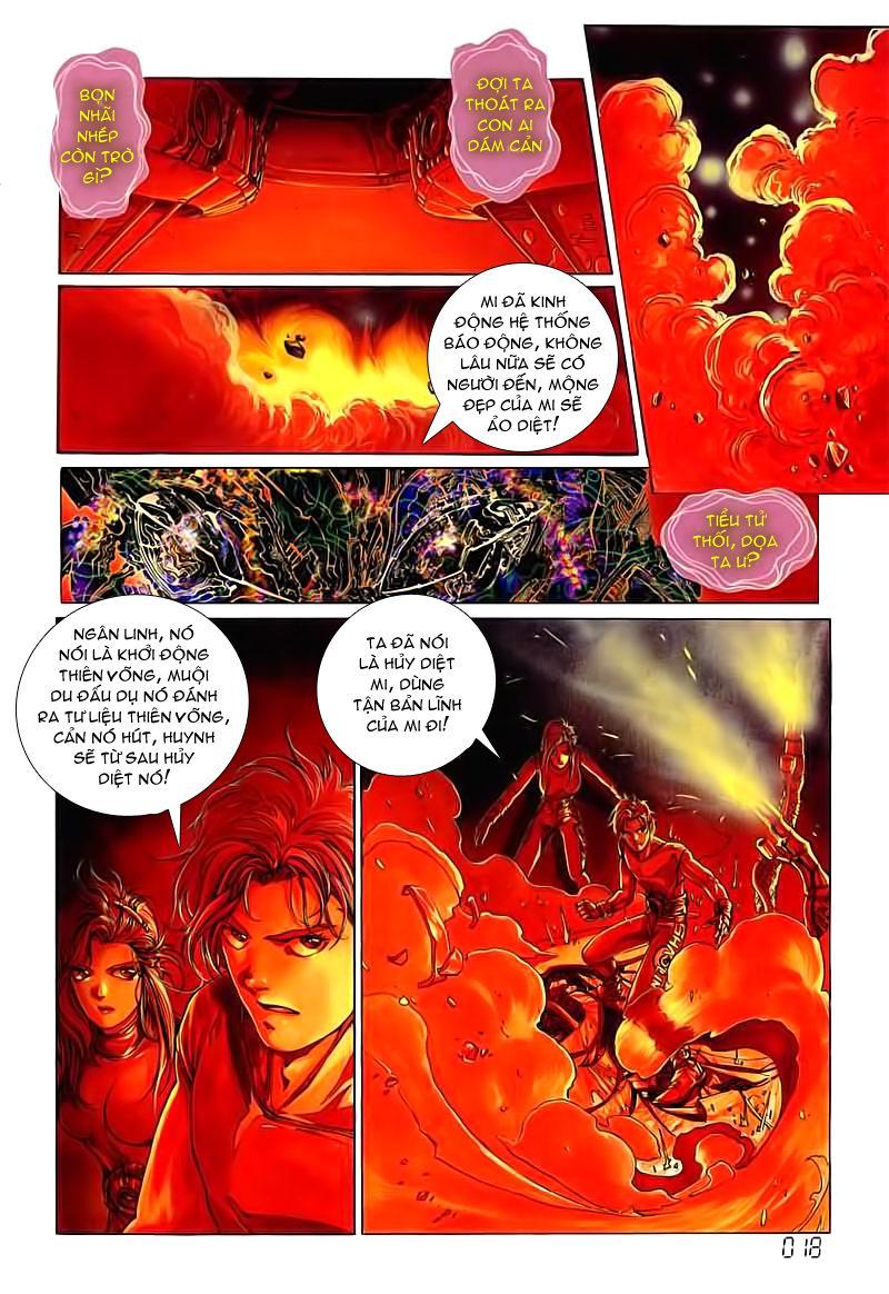 Cyber Weapon Z - Siêu Thần Z chap 3 - Trang 12