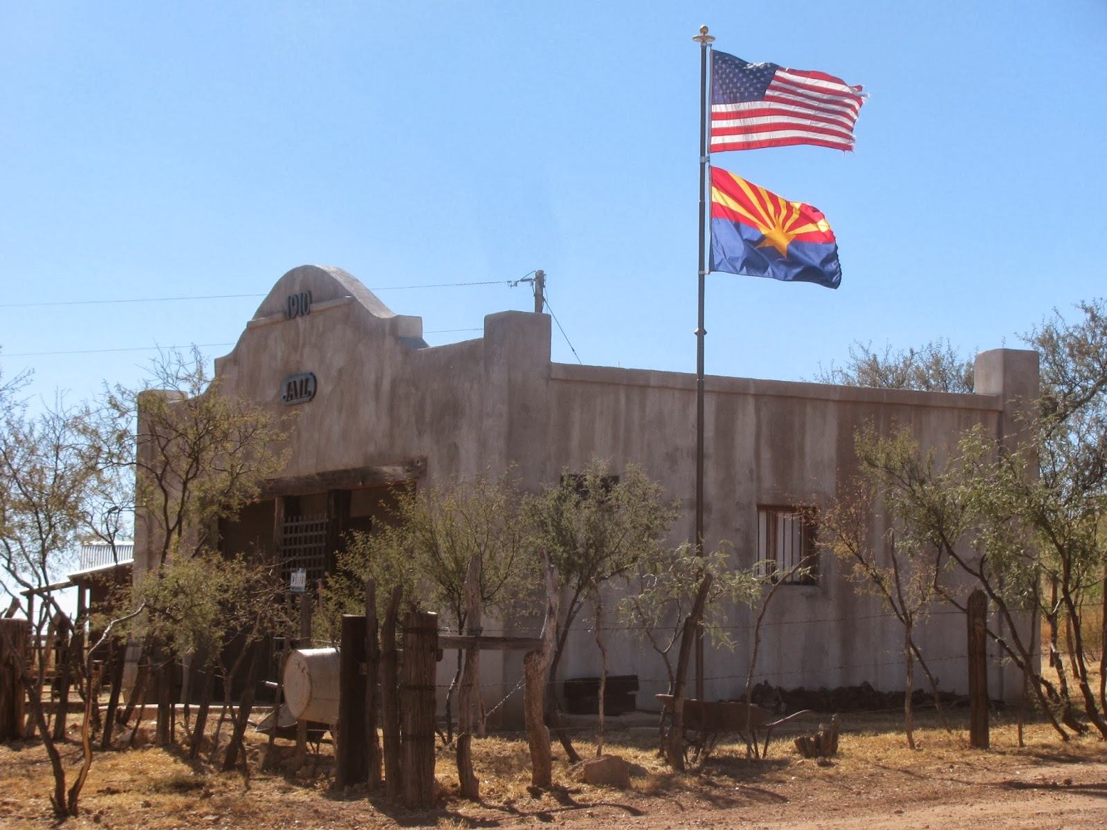 backyard excursions gleeson ghost town for sale