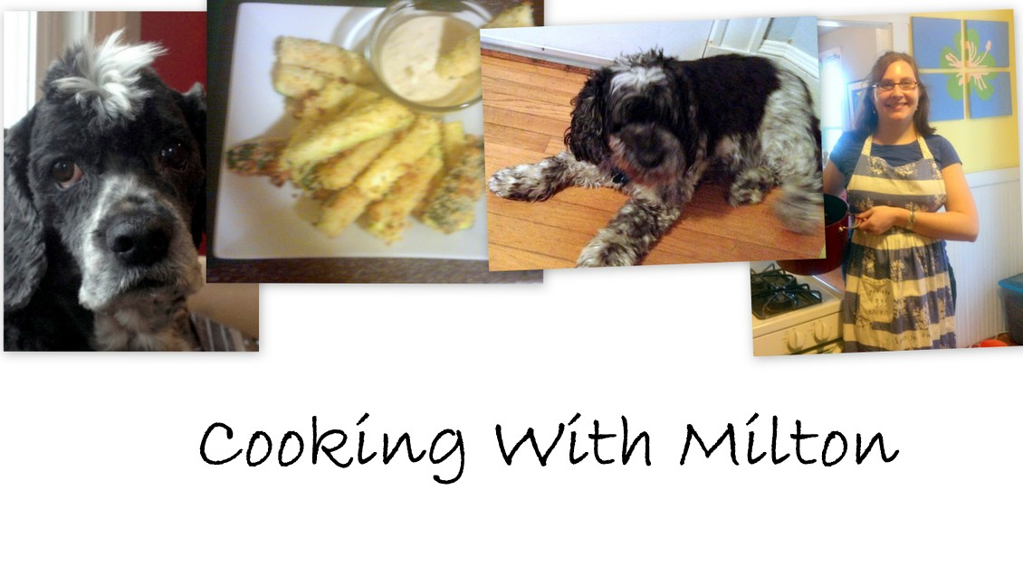 Cooking with Milton