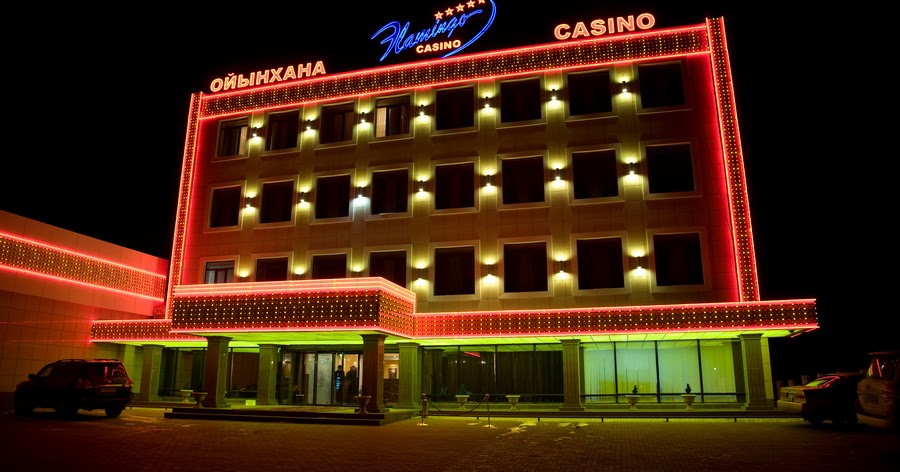 casino flamingo almaty