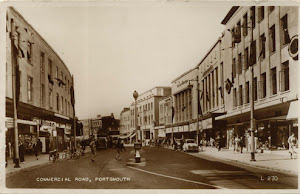 Commercial Road 1950