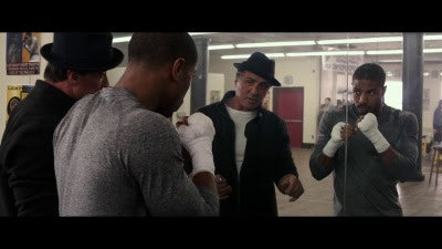 Creed (2015 / Movie) - Trailer 2 - Screenshot