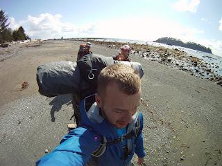 backpacking washington coast
