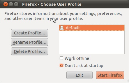 how to get firefox logo for desktop shortcut in linux