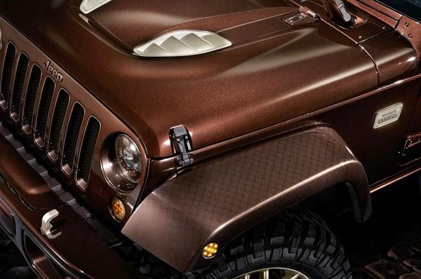 New 2014 Jeep Wrangler Sundancer Concept Review